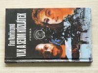 Fan Vavřincová - Vlk a sedm kůzlátek (1996) detektivní román pro ženy