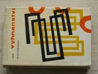"""Feuchtwanger - Vyhnanství (1965) Třetí část volné trilogie """"Čekárna"""""""