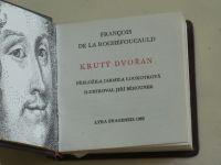 François de La Rochefoucauld - Krutý dvořan (1982)