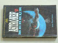 Garen - Mark Stone - Kapitán Služby pro dohled nad primitivními planetami 24 -Astronef Merkur (1992)