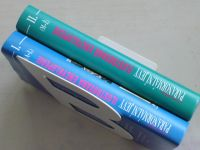 Gordon - Paranormální jevy - Ilustrovaná encyklopedie I.II. díl (1997) 2 knihy