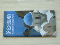 Griechenland allgemeine informationen (1993) německy