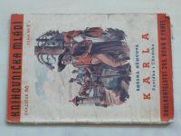 Knihovnička mládí sv. 66 - Němcová - Karla (nedatováno)