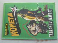 Magazín Kometa - Kingl, Krum - Tarzanův návrat (1991)