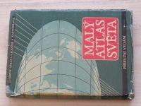 Malý atlas světa - Příruční vydání (1957)
