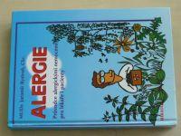 MUDr. Bystroň - Alergie - Průvodce alergickými nemocemi pro lékaře i pacienty (1997)