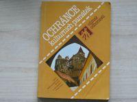 Odznak odbornosti - Ochránce kulturních památek (PO SSM 1986)