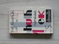 Rolf Hochhuth - Náměstek - hra (1966)