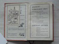 """Sbírka průvodců """"Orbis""""- Československo II. část - země Slovenská a Podkarpatoruská (1930)"""