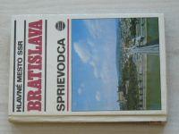Sprievodca - Bratislava - Hlavné mesto SSR (1976) slovensky