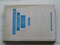 Stružka - Meteorologické přístroje a měření v přírodě (1956)