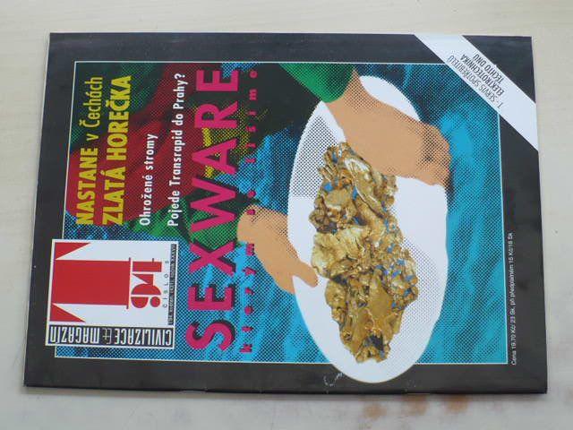 Technický magazín 5 (1994) ročník XXXVII.