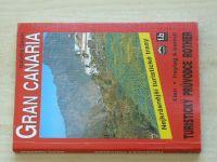 Turistický průvodce Rother - Gran Canaria - Nejkrásnější turistické trasy (1997)