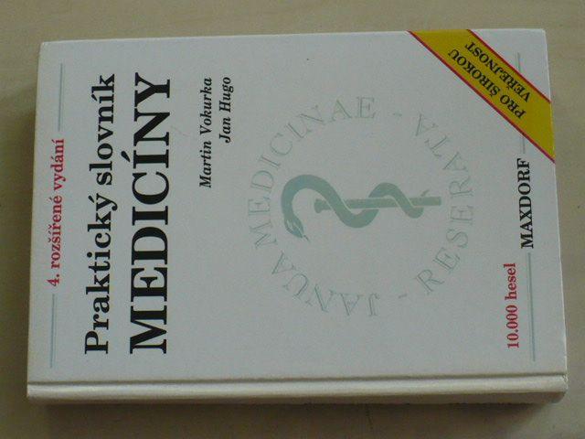 Vokurka - Praktický slovník medicíny (1995)
