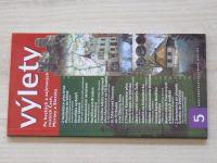 Výlety 5 - Po hezkých a zajímavých místech Čech, Moravy a Slezska (2002)