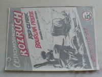 Českomoravský rozruch 6 - Clark - Bouřlivá prérie (nedatováno)