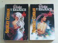 Conran - Dívka v krajkách (1993) 1.+2. díl