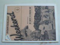 Dobrodružný weekend sv. 40 - Haycox - Jim Chaffee od Divokého koně (1995)