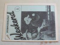 Dobrodružný weekend sv. 41 - Haycox - Návrat Jima Chaffeea (1995)