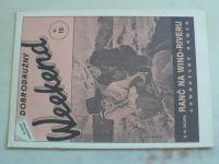 Dobrodružný weekend sv. 45 - Ogden - Ranč na Wind-Riveru (1996)