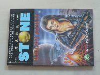 Garen - Mark Stone - Kapitán Služby pro dohled nad primitivními planetami 40 - Ďáblovy kameny (1998)