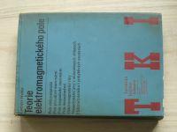 Haňka - Teorie elektromagnetického pole (1975)