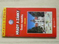 Hrady a zámky České republiky 1 : 500 000 - Marco Polo (2001)