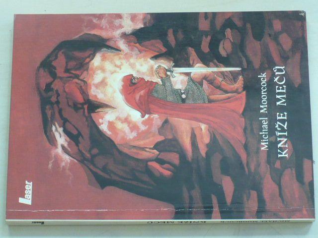 Moorcock - Corum 1-3 - Kníže mečů; Královna mečů; Král mečů (1992-94) 3 knihy