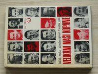 Pejchar, Sigmund, Žemla - Velikáni naši kopané - k sedmdesátinám Československé kopané (1971)
