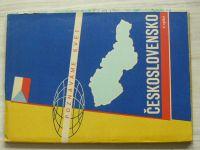 Poznáváme svět č. 1 - Československo 1 : 750 000 (1967)