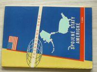 Poznáváme svět č. 6 - Spojené Státy Americké 1 : 6 000 000 (1962)
