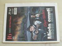Edice Detektivka 16 - Wallace - Místo smrti (2015)