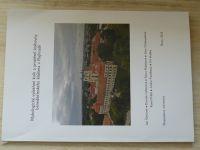 Mykologické vyšetření knih a prostředí knihovny benediktinského kláštera v Rajhradě (2015)