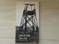 Smolen - Osvětim 1940 - 1945 - Průvodce po muzeu (1974) česky