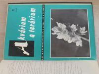 Akvárium a terárium 1-6 (1959) ročník II. (chybí číslo 1, 5 čísel)