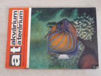 Akvárium a terárium 1-6 (1972) ročník XV.