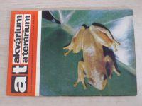 Akvárium a terárium 6 (1971) ročník XIV.