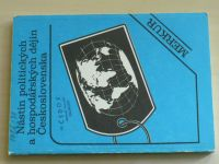 Nástin politických a hospodářských dějin Československa (1987)