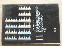 Bém a kol. - Československé polovodičové součástky (II.) 1979