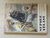 Flos - Supové atlasu (1968) il. Burian