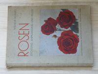 Kordes - Rosen - Zuchtung, Anpflanzung und Pflege (1932) Růže