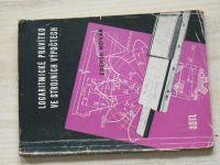 Novák - Logaritmické pravítko ve strojních výpočtech (SNTl 1958)