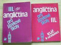 Peprník - Angličtina pro jazykové školy III. + Klíč k učebnici (2001)