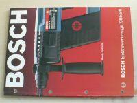 Bosch - Elektrowerkzeuge 1985/86 - Katalog