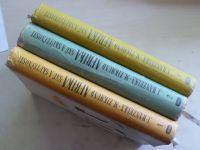 Hanzelka, Zikmund - Afrika snů a skutečnosti I. - III. (1954) 3 knihy