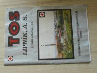 TOS Lipník, a.s. - Výrobce přesných obráběcích strojů - prospekt