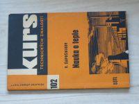 Kurs 102 - Šapošnikov - Nauka o teple (1964)