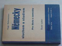 Siebenschein - Německy sluchem a studiem - Pro školu a samouky (1939