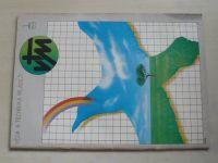 Věda a technika mládeži 1-24 (1989) ročník XLIII. (chybí čísla 3, 7-8, 12, 23, 19 čísel)