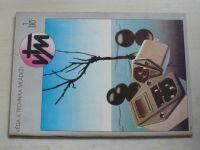 Věda a technika mládeži 1-24 (1990) ročník XLIV. (chybí čísla 9-10, 14, 18-20, 24, 17 čísel)